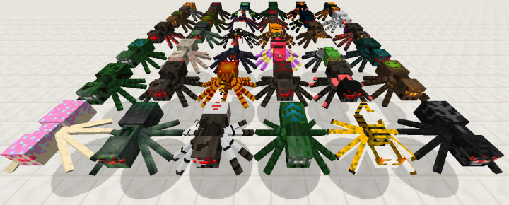Mobs+ Resource Pack Screenshots 1