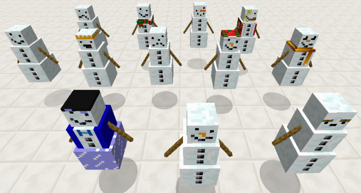 Mobs+ Resource Pack Screenshots 4