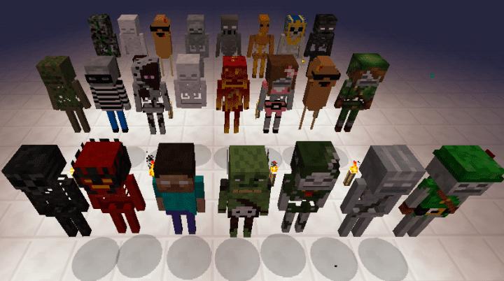 Mobs+ Resource Pack Screenshots 5