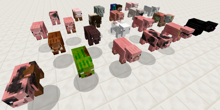 Mobs+ Resource Pack Screenshots 6