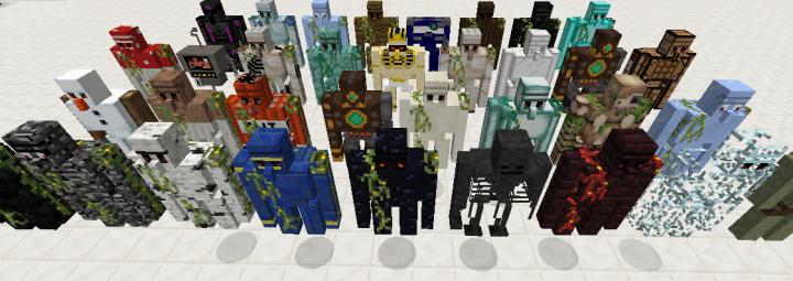 Mobs+ Resource Pack Screenshots 7