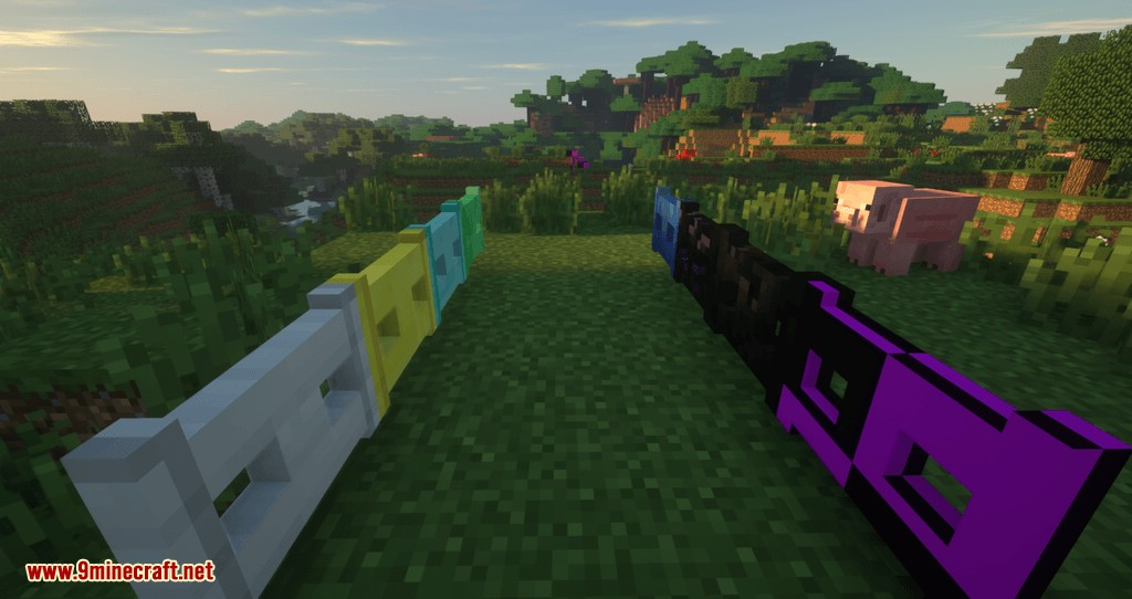 Nifty mod for minecraft 08