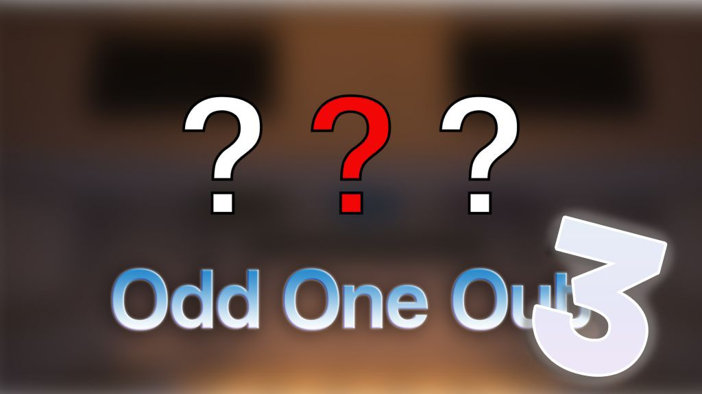 Odd One Out 3 Map Thumbnail