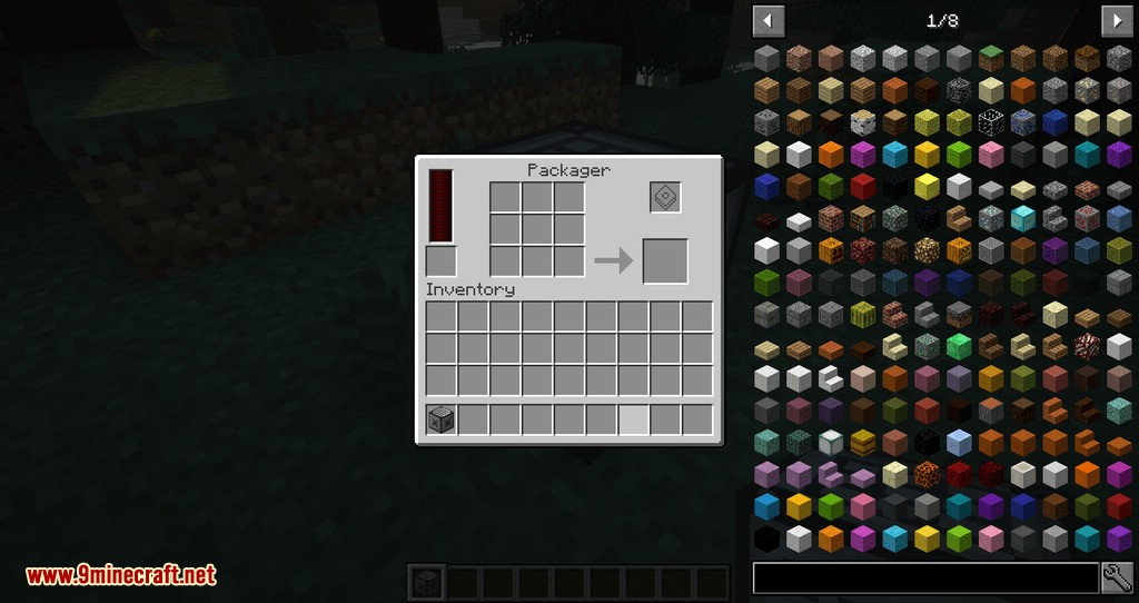 PackagedAuto mod for minecraft 02