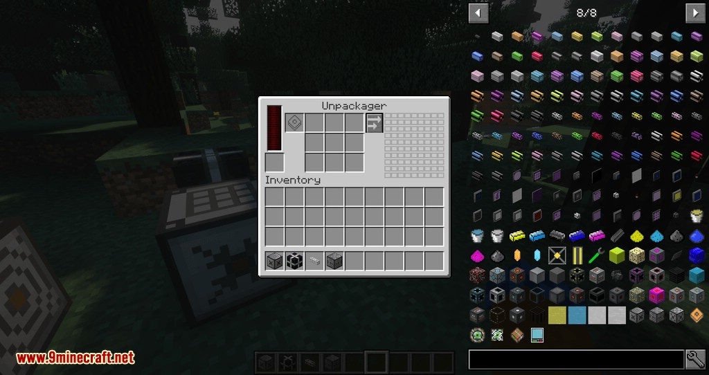 PackagedAuto mod for minecraft 05