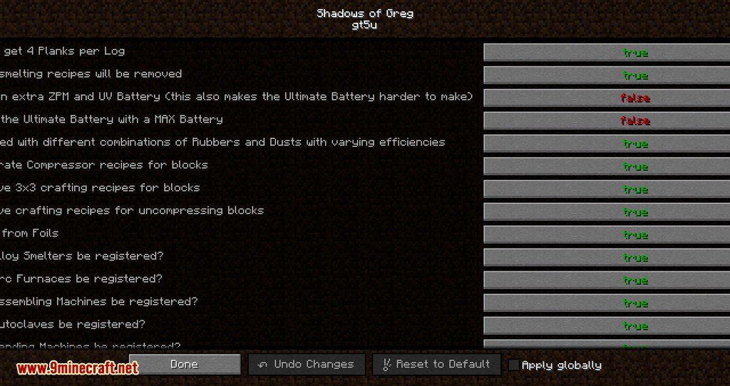 Shadow of Greg mod for minecraft 08