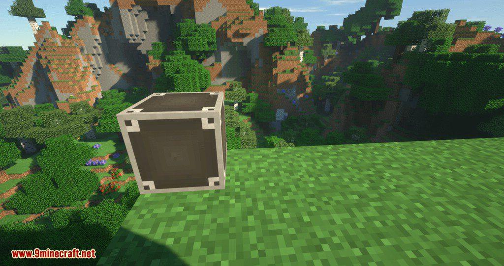 Simple Storage Network mod for minecraft 01