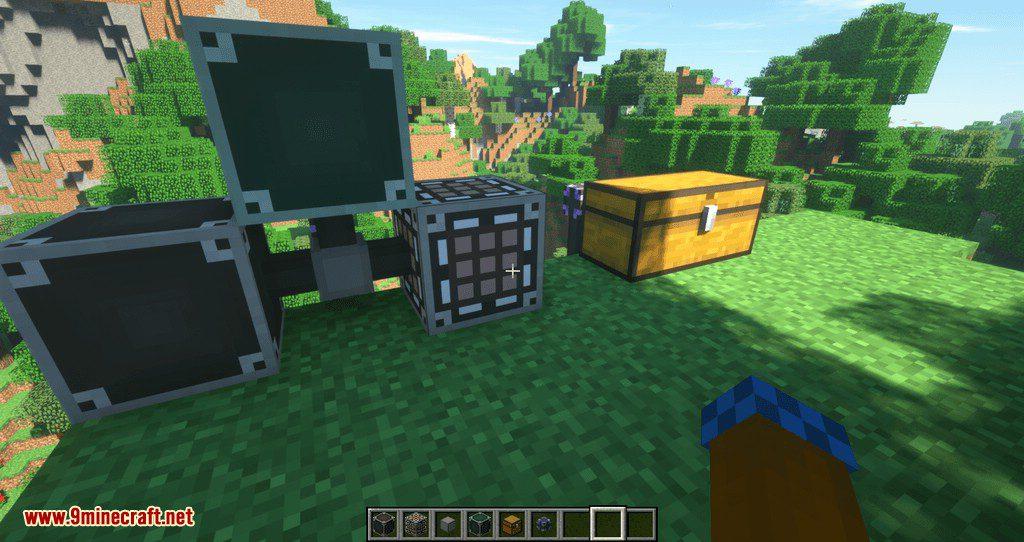 Simple Storage Network mod for minecraft 04