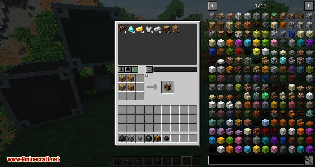 Simple Storage Network mod for minecraft 09