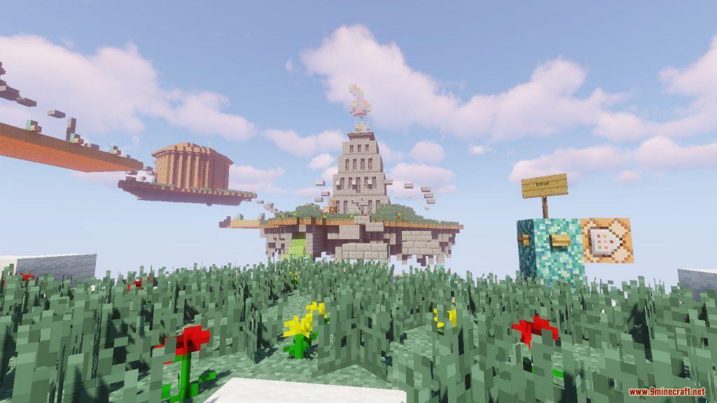 Skybounds Parkour Map Screenshots (1)
