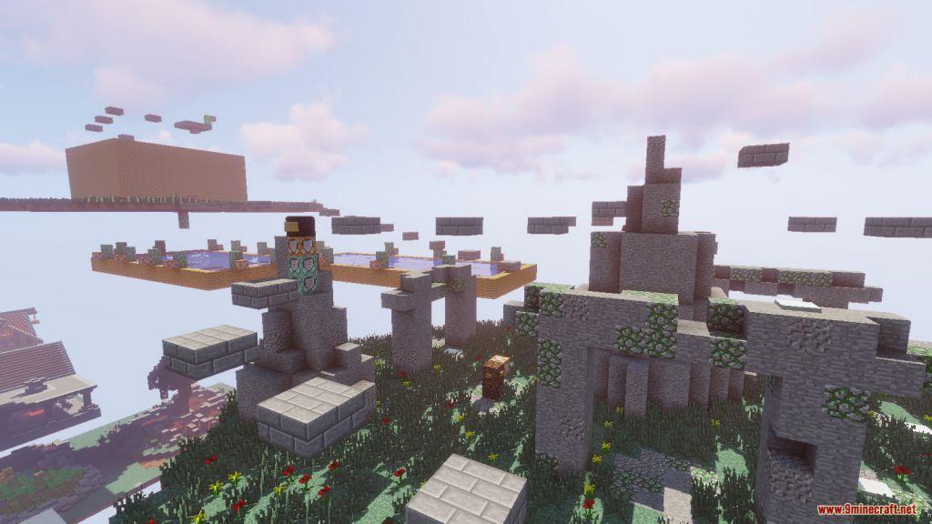 Skybounds Parkour Map Screenshots (10)