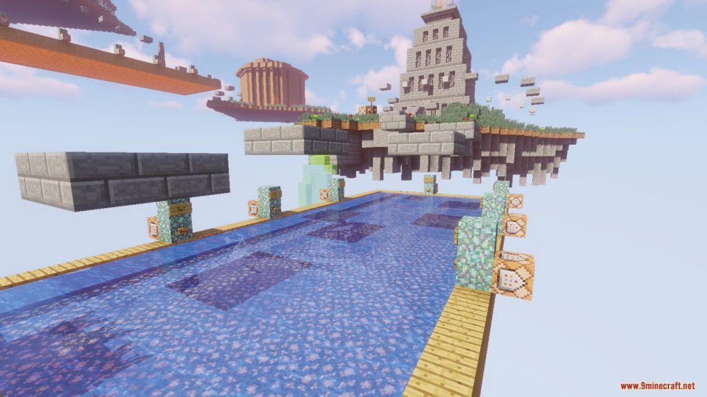Skybounds Parkour Map Screenshots (2)