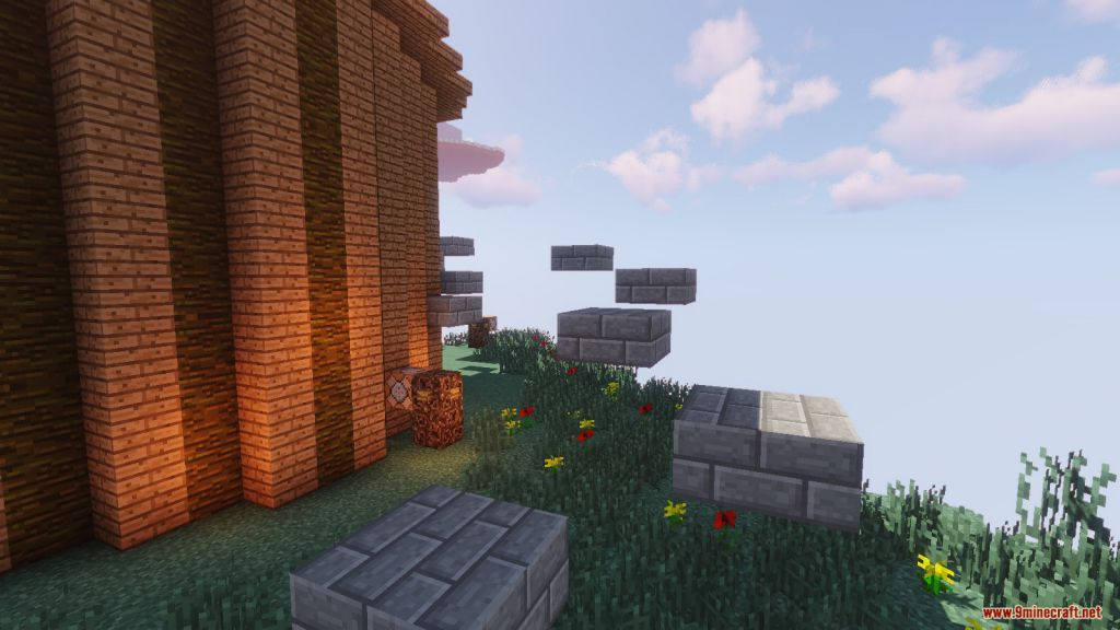 Skybounds Parkour Map Screenshots (3)