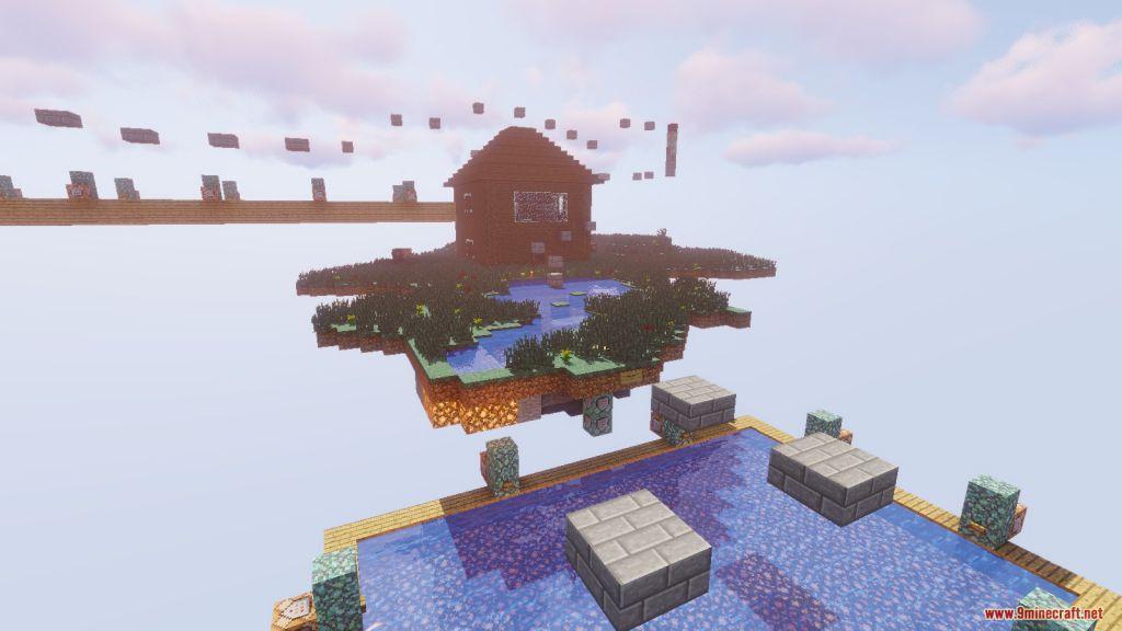 Skybounds Parkour Map Screenshots (9)