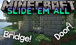 Slide _em ALL mod for minecraft logo