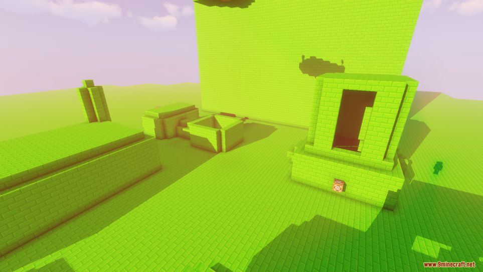 Slime Escape Map Screenshots (2)