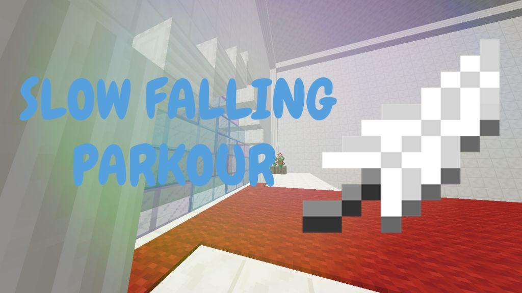 Slow Falling Parkour Map Thumbnail