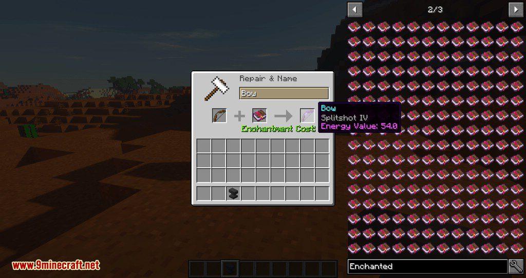 So Many Enchantments mod for minecraft 02