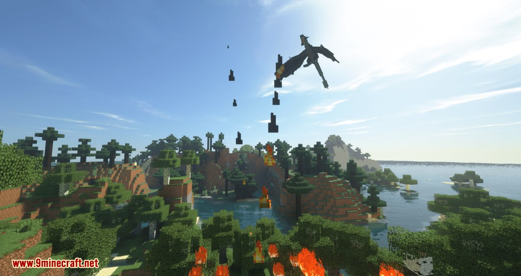 Spartan Fire mod for minecraft 02