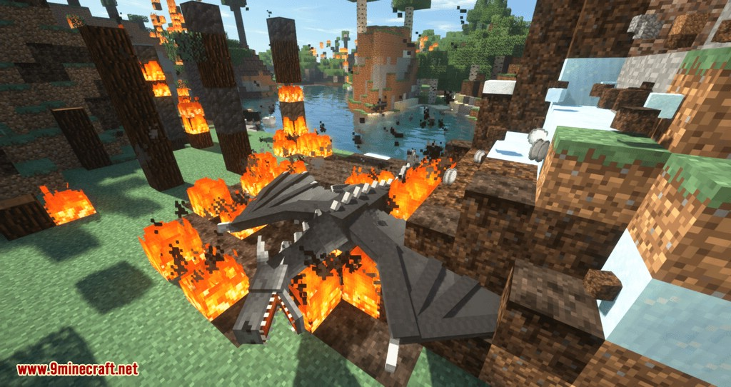 Spartan Fire mod for minecraft 04