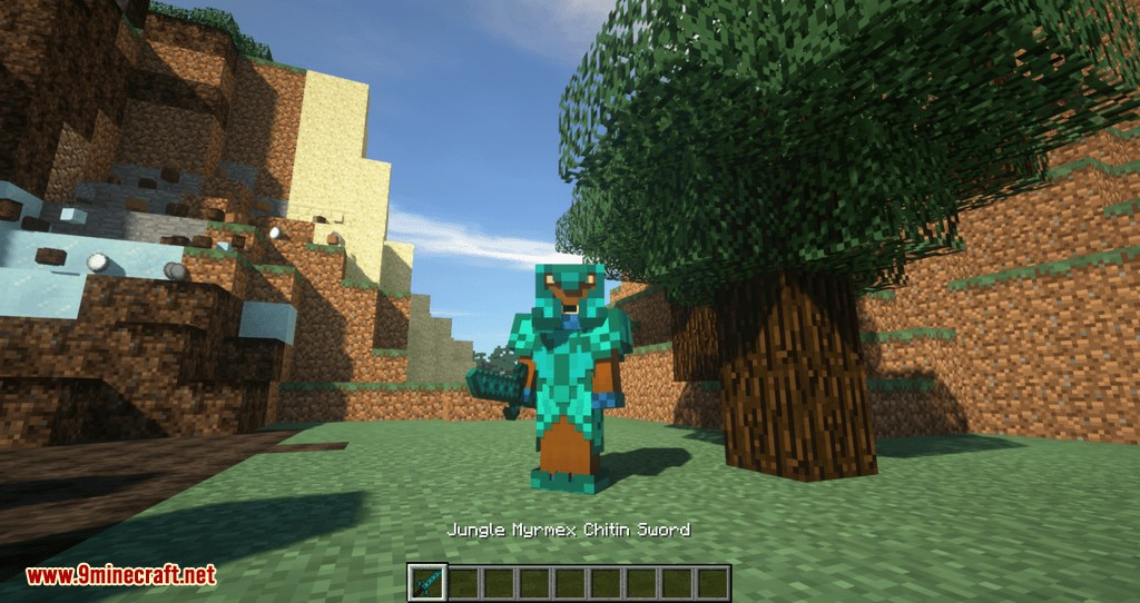 Spartan Fire mod for minecraft 06