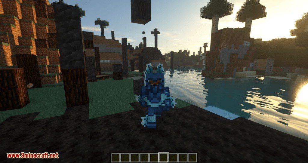 Spartan Fire mod for minecraft 08