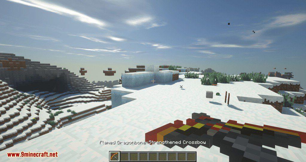 Spartan Fire mod for minecraft 15