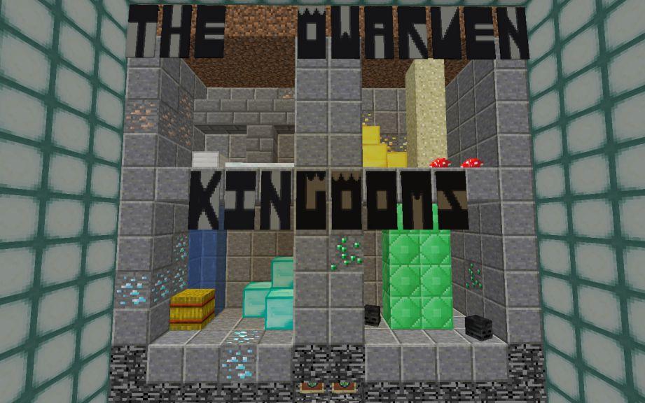 The Dwarven Kingdoms Map Thumbnail