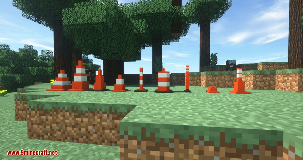 Traffico mod for minecraft 02