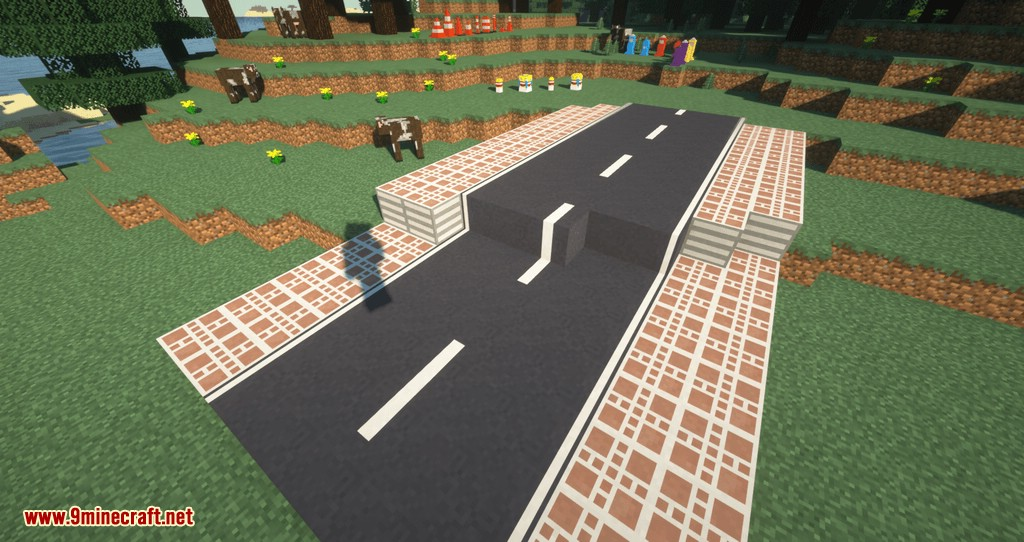 Traffico mod for minecraft 08