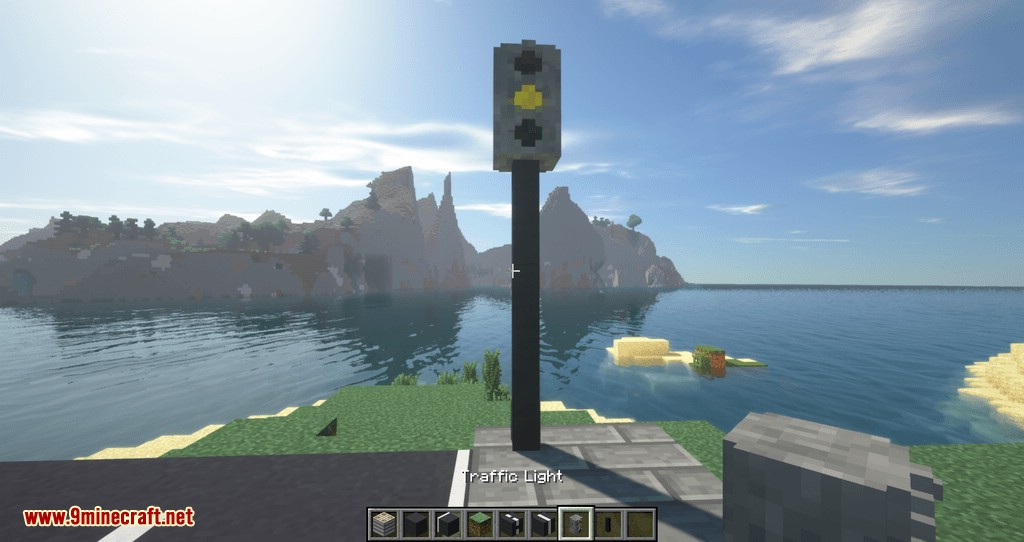 Traffico mod for minecraft 10