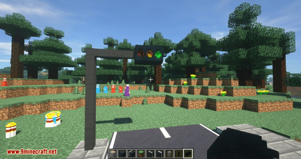 Traffico mod for minecraft 11