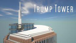 Trump International Hotel & Tower Chicago Map Thumbnail