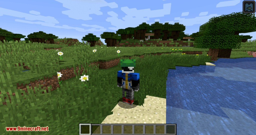 Turtle Shell Drop mod for minecraft 05