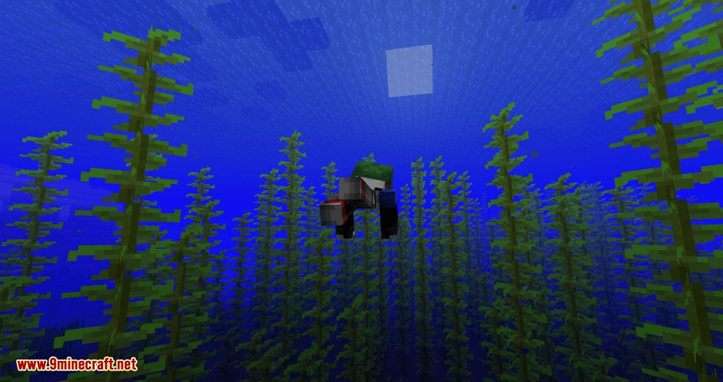 Turtle Shell Drop mod for minecraft 09