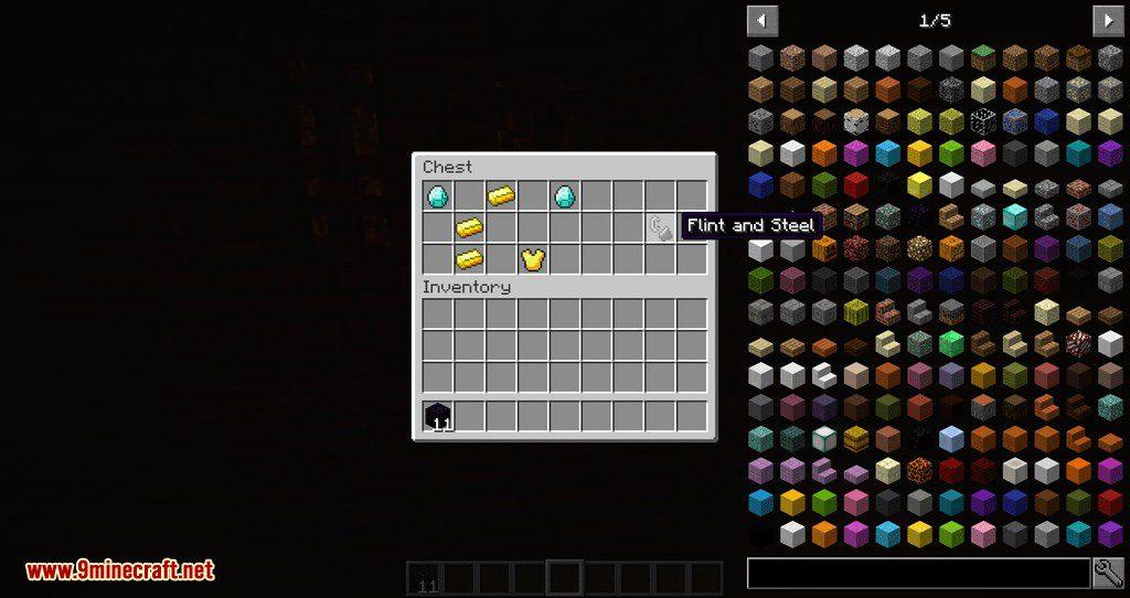 Unforgiving Void mod for minecraft 08