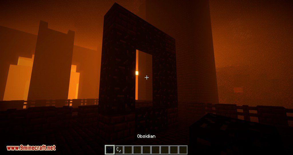 Unforgiving Void mod for minecraft 09