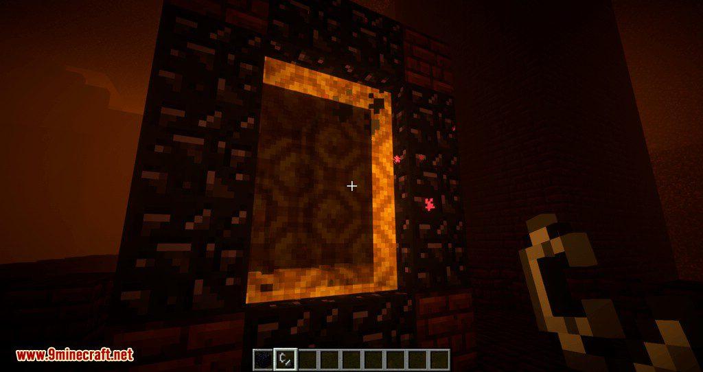 Unforgiving Void mod for minecraft 10