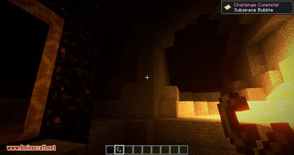 Unforgiving Void mod for minecraft 11