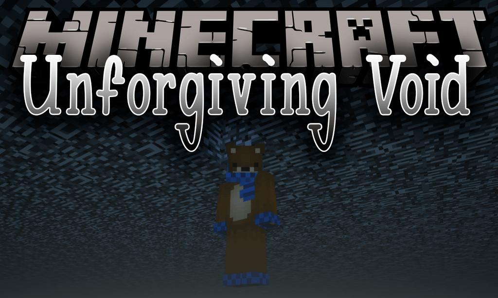 Unforgiving Void mod for minecraft logo