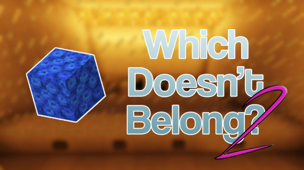 Which Doesn't Belong 2 Map Thumbnail