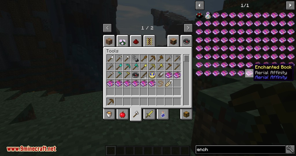 aerial affinity mod for minecraft 02