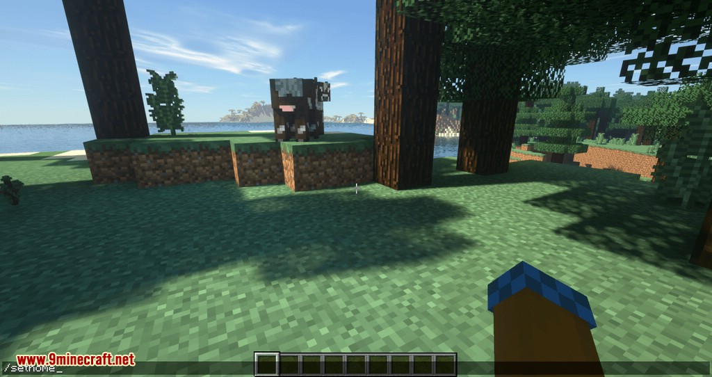 get back to home mod for minecraft 02