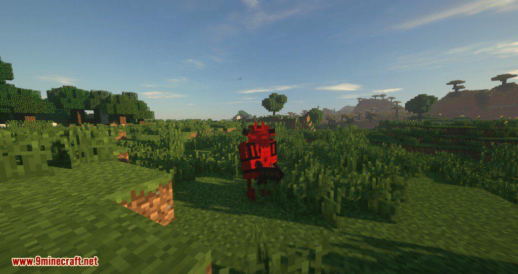 AbyssalCraft Heads mod for minecraft 03