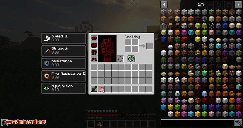 AbyssalCraft Heads mod for minecraft 04