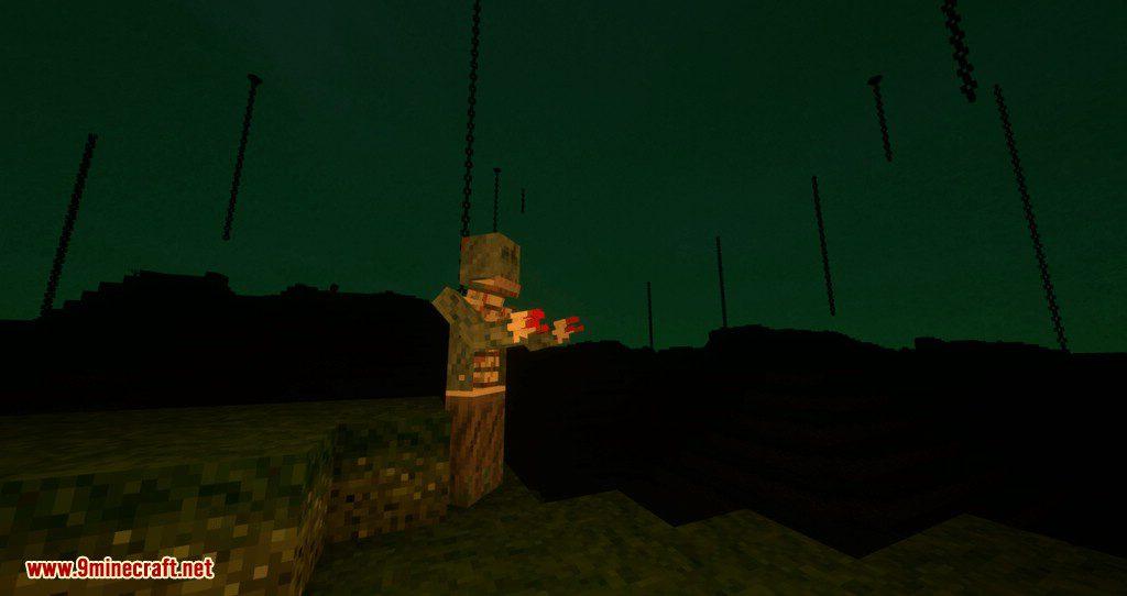 AbyssalCraft Heads mod for minecraft 07