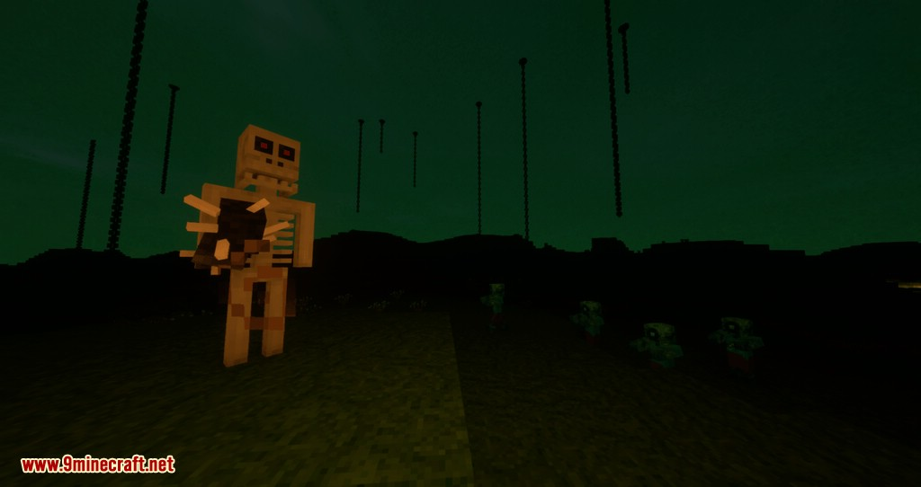 AbyssalCraft Heads mod for minecraft 08