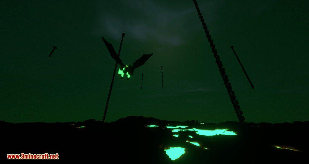 AbyssalCraft Heads mod for minecraft 10