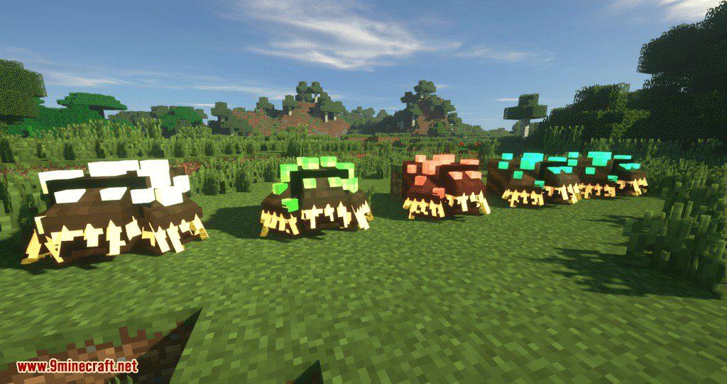 AbyssalCraft Heads mod for minecraft 13