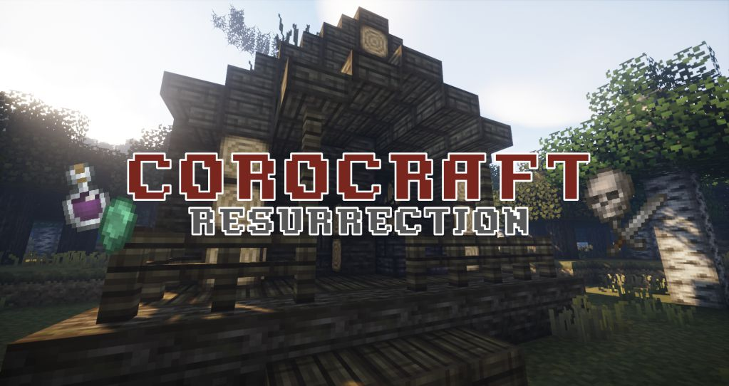 CoroCraft Resource Pack